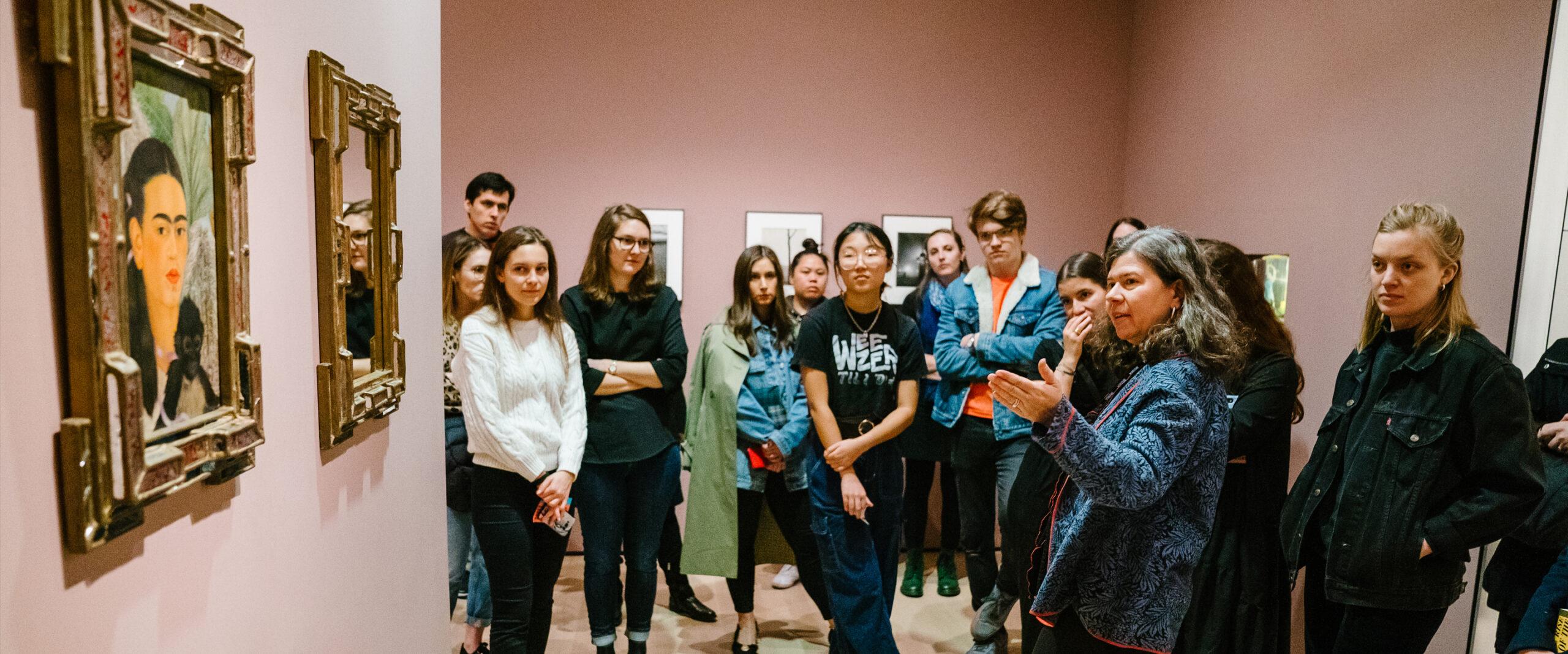 Columbia Night at MoMA