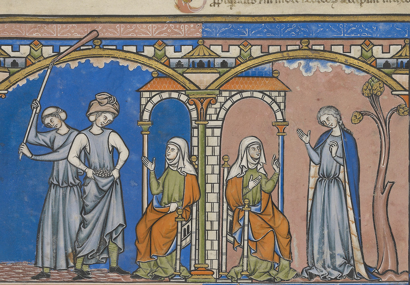 The Book of Ruth: Medieval to Modern