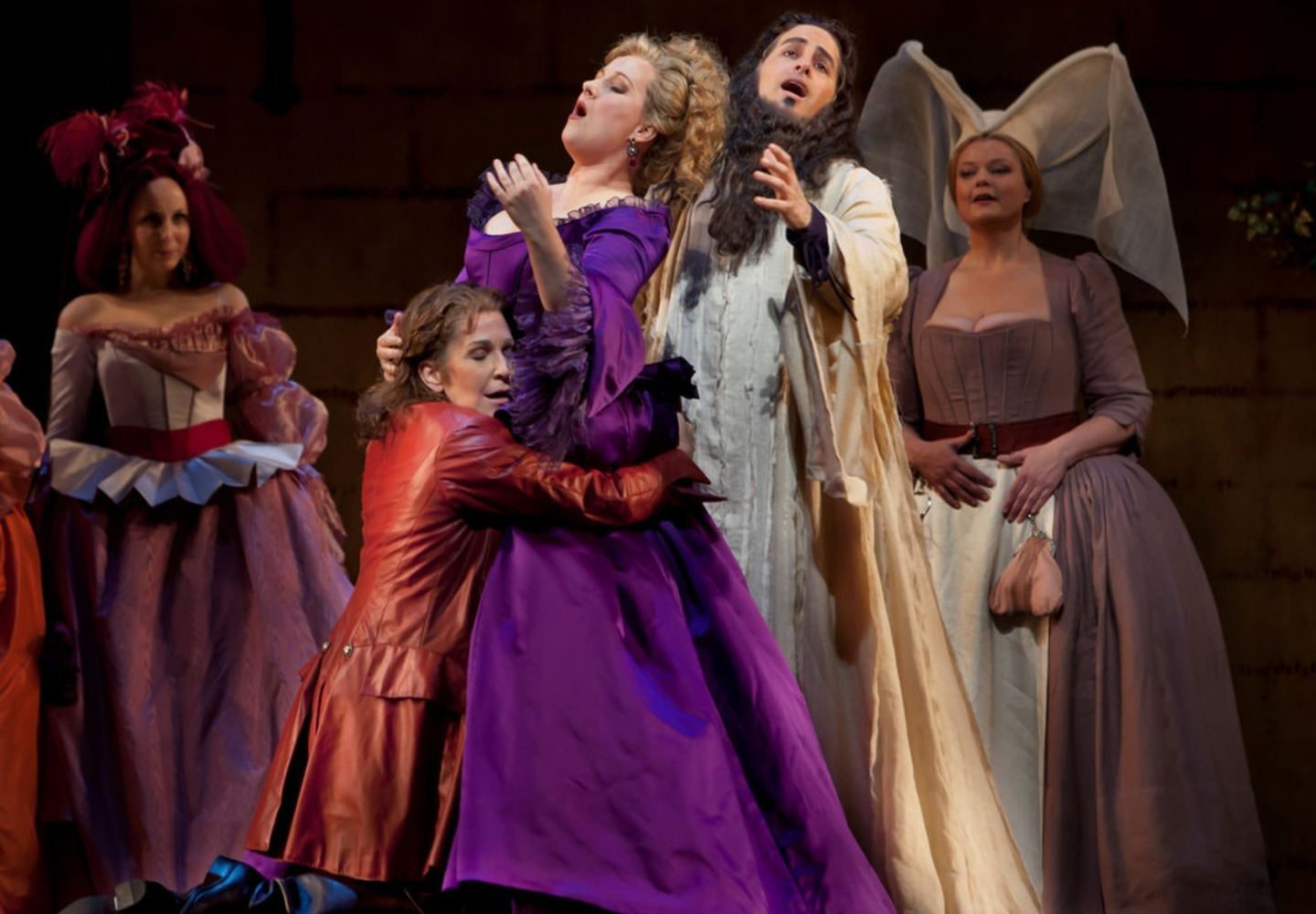 Le Comte Ory – Nightly Met Opera streams