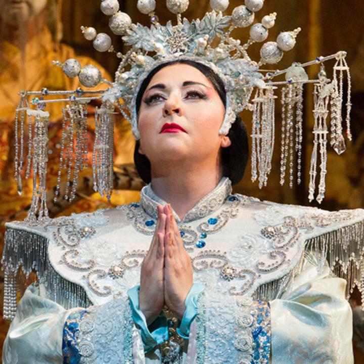 Turandot – Nightly Met Opera streams