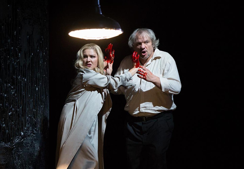 Macbeth – Nightly Met Opera streams