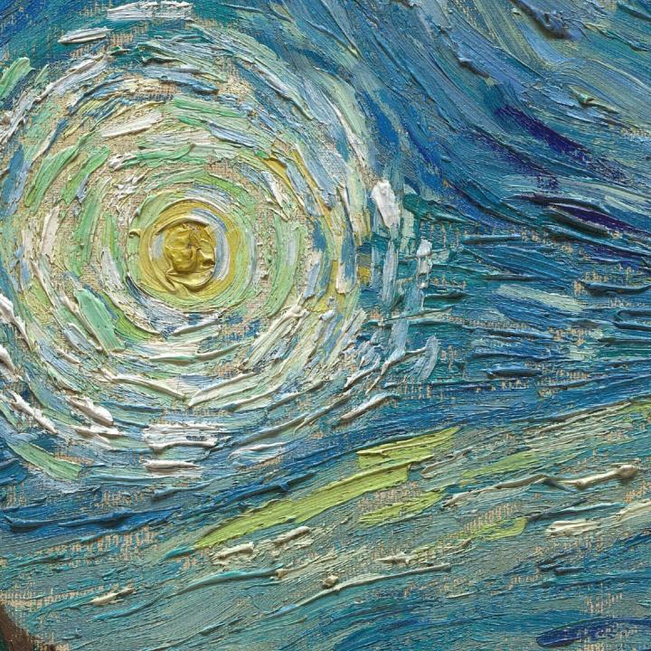 Virtual Views: Van Gogh's Starry Night, a…
