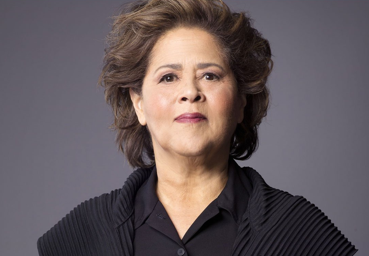 By One Route, and By Another: A Performance by Anna Deavere Smith